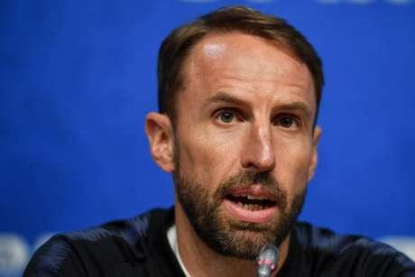 Southgate pode renovar com a Inglaterra até 2022 (Foto: Yuri Cortez / AFP)