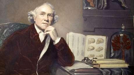 John Hunter era um dos maiores cientistas da época; ele queria, a todo custo, o corpo de Byrne para estudos científicos