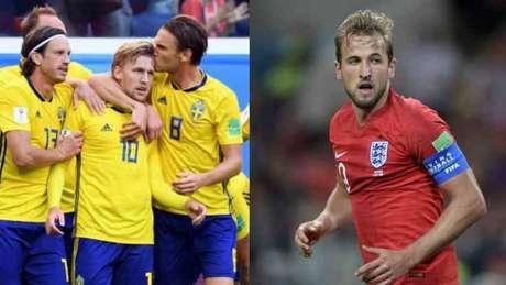 Suécia x Kane: duelo acontece neste sábado, às 11h, em Samara