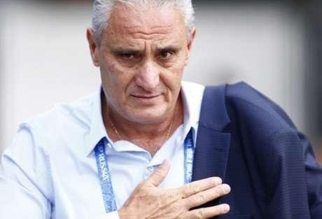 Tite deve seguir no comando da Seleção Brasileira (Foto: AFP/BENJAMIN CREMEL)