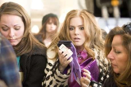 Isla Fisher em 'Os Delírios de Consumo de Becky Bloom' (2009)