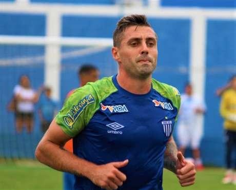 André Moritz tenta focar em retorno no G-4 (André Palma Ribeiro/Avaí F. C.)