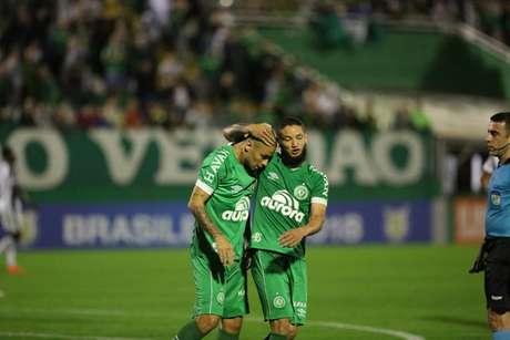 Chapecoense confirma amistoso com o San Lorenzo (Foto: Sirli Freitas)