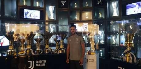 Emre Can chega à Juventus após defender o Liverpool por quatro temporadas