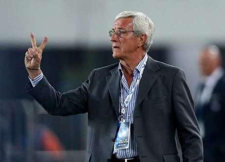 Marcello Lippi analisou que a chegada de CR7 vai ser ótima para o futebol italiano (Foto: AFP PHOTO)