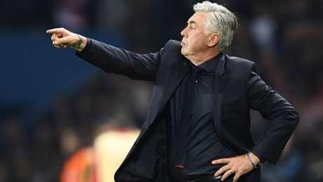Ancelotti quer o reforçar o clube napolitano (Foto: AFP)