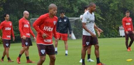 Cipriano chegou ao São Paulo em 2015, vindo do Desportivo Brasil (Erico Leonan/saopaulofc.net)