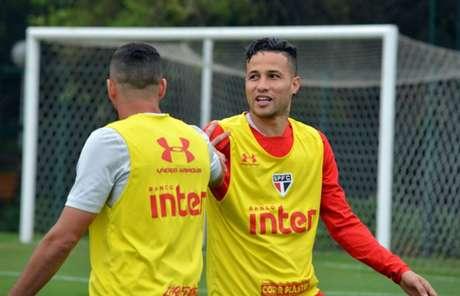 Bruno chegou ao São Paulo em 2015 e fez 118 jogos pelo Tricolor (Érico Leonan/saopaulofc.net)