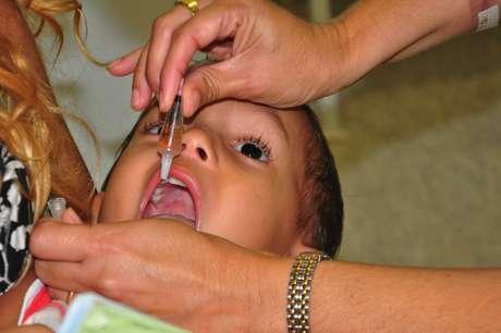 OMS recomenda a vacinação de pelo menos 95% das crianças
