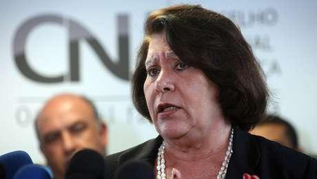 Eliana Calmon disse à BBC News Brasil que o desembargador Rogério Favreto deve ser investigado pelo CNJ pela decisão de mandar soltar Lula. Famosa por cunhar a frase 'bandidos de toga', ela foi corregedora nacional de justiça entre 2010 e 2012
