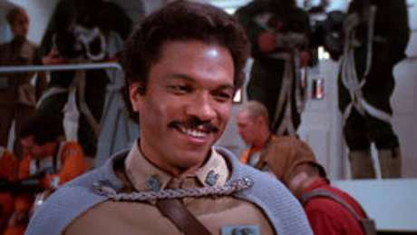 O ator Billy Dee Williams voltará a viver Lando Calrissian no próximo filme da saga 'Star Wars'