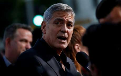 Ator e diretor George Clooney 22/10/2017 REUTERS/Mario Anzuoni