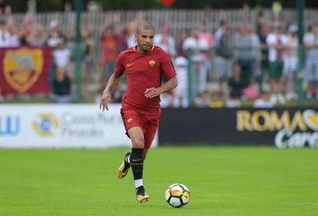 Lateral estava na Roma e foi emprestado ao Tricolor por uma temporada (Foto: Divulgação)