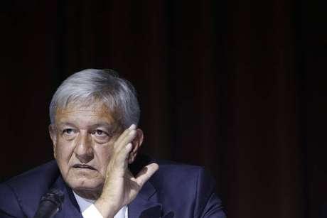 Andrés Manuel López Obrador fez até livro sobre Donald Trump