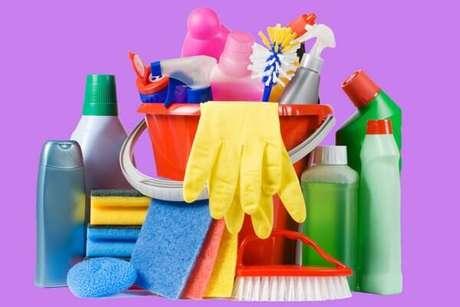 14- Produtos de limpeza naturais e ecologicamente corretos.