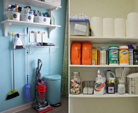 23-Produtos de limpeza devem ser guardados longe do alcance de crianças e animais.