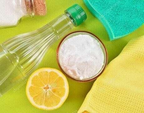 22- O limão é muito utilizado para fazer produtos de limpeza.