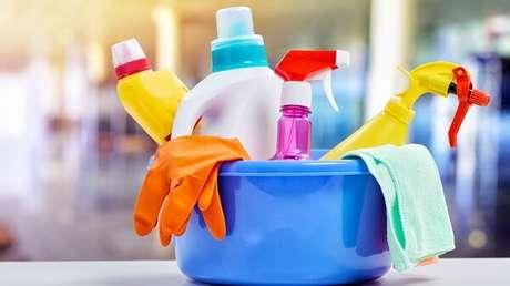 9- Produtos de limpeza que não deixam o vidro embaçado.