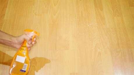 17- Produtos de limpeza para pisos laminados não agridem o meio ambiente.