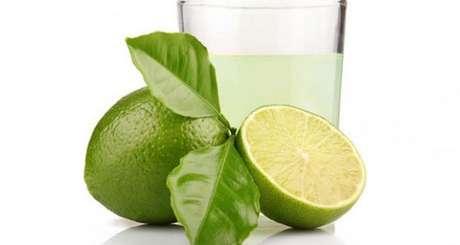 13- Suco de ½ limão.
