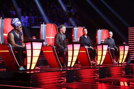 The Voice Brasil (Foto: AgNews)