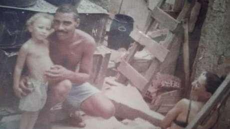 Amarildo deixou seis filhos / Foto: Arquivo pessoal
