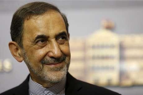Ali Akbar Velayati, um dos principais assessores do líder supremo do Irã, aiatolá Ali Khamenei 18/05/2015 REUTERS/Mohamed Azakir
