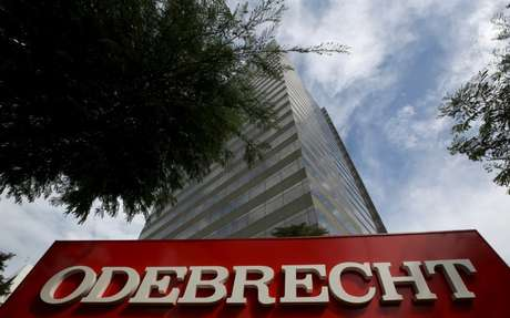 The headquarters of Odebrecht SA is pictured in Sao Paulo, Brazil, March 22, 2016. To match Exclusive BRAZIL-CORRUPTION/ODEBRECHT       REUTERS/Paulo Whitaker/File photo - S1AEULRGDQAA