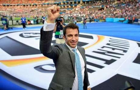 Del Piero é um dos maiores jogadores da história da Juventus (Foto: Reprodução)