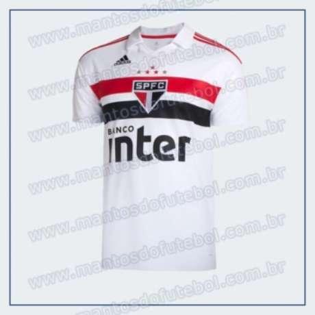 Vazou imagem de possível nova camisa do São Paulo