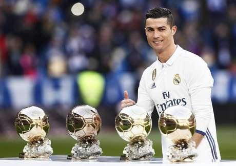 Cristiano Ronaldo trocou o Real Madrid pela Juventus