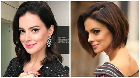 Vera Viel: antes e depois (Fotos: Reprodução/Instagram)