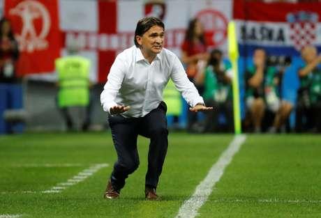 Treinador da Croácia, Zlatko Dalic está confiante para a final