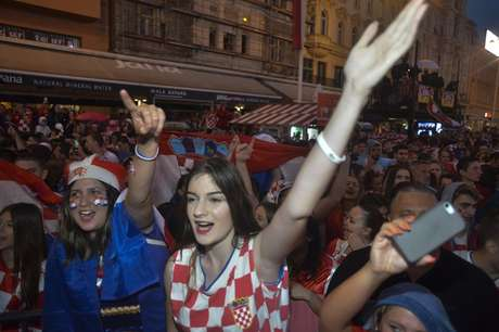 O futebol é um dos esportes mais famosos na Croácia, país com pouco mais de 4 milhões de habitantes