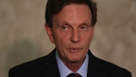 Marcelo Crivella é prefeito do Rio desde janeiro de 2017