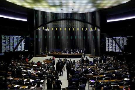 Visão geral do Congresso 20/02/2018 REUTERS/Adriano Machado