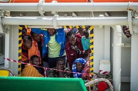 Itália quer organizar conferência sobre Líbia