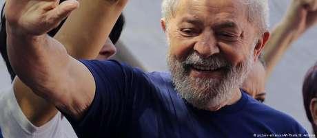 Condenado em outro processo, Lula está preso em Curitiba desde 7 de abril