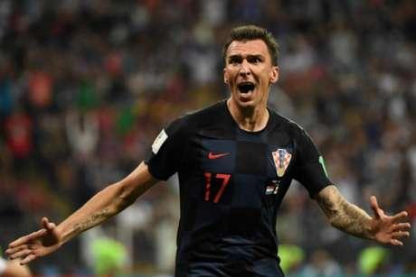Croácia e Inglaterra se enfrentaram na semifinal da Copa do Mundo; veja fotos da partida na galeria