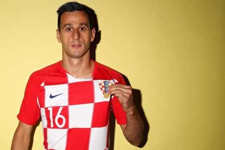 Kalinic foi cortado da seleção croata na primeira partida da Copa do Mundo (Foto: Divulgação / FIFA)