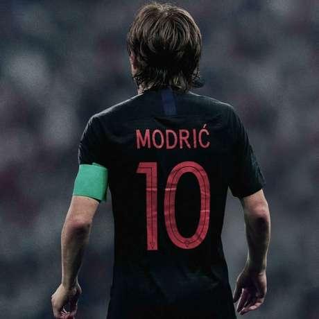 Modric revela promessa em caso de título (Foto: Divulgação)