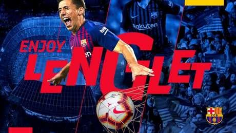 O zagueiro foi um dos destaques do Sevilla na última temporada (Divulgação)