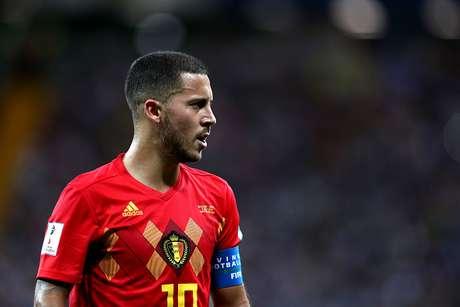 Belga Hazard foi um dos destaques da Copa do Mundo