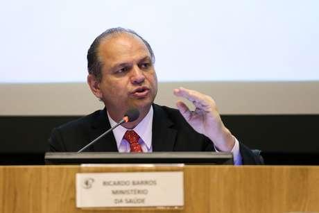 Barros afirmou que sugeriu o próprio nome como novidade na discussão sobre o apoio do 'centrão'