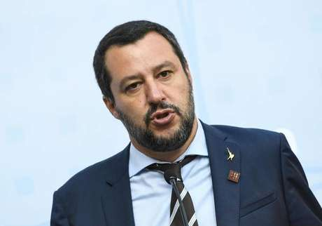 Ministro do Interior da Itália, Matteo Salvini