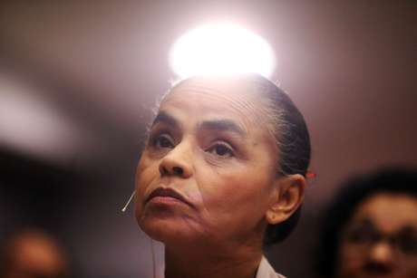 A ex-senadora Marina Silva, pré-candidata à Presidência pela Rede
