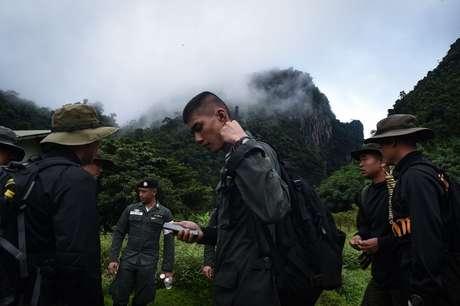 Clima chuvoso e vegetação densa dificultaram trabalhos de resgate
