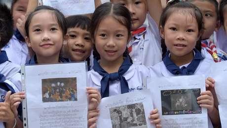 A história dos Javalis Selvagens dominou as atenções na Tailândia