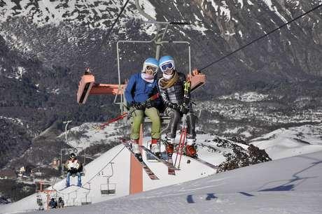 Nevados de Chillán ganhou mais um lift este ano