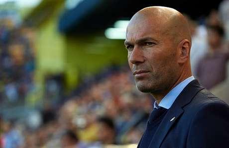 Zinedine Zidane conquistou três Liga dos Campeões seguidas pelo Real Madrid